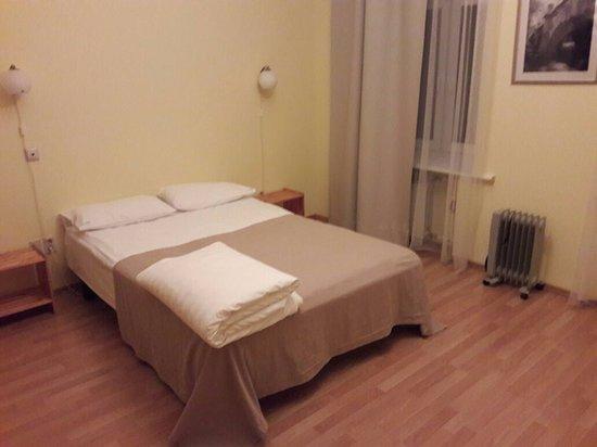 Roses Hotel: Dormitorio 1