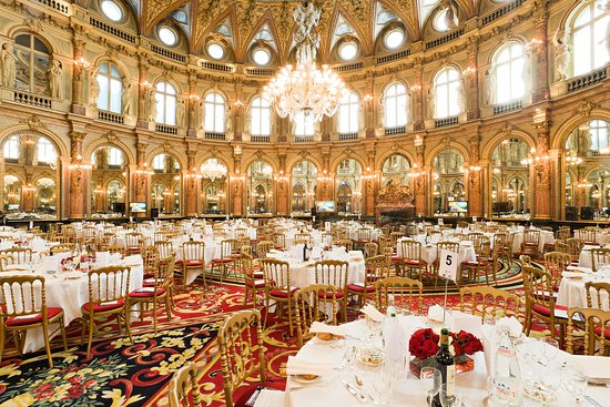 Intercontinental Paris Le Grand Salle De Bal