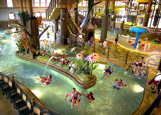 Frankenmuth Mi Zehnder S Splash Village