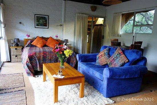 Louis Trichardt, Sudáfrica: Inside the room