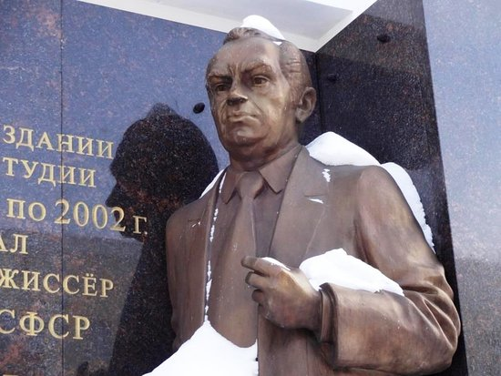 High Relief to Yaropolk Lapshin
