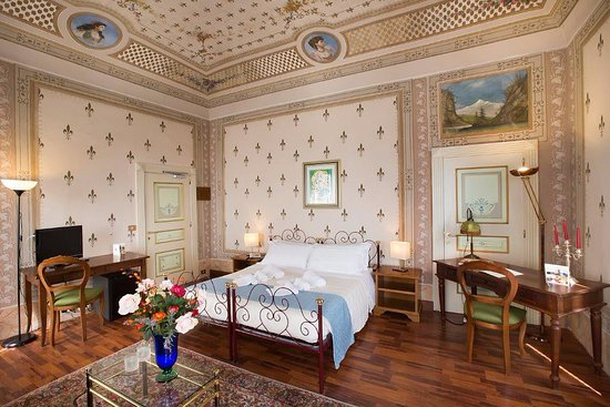 Hotel Camerlengo: Suite