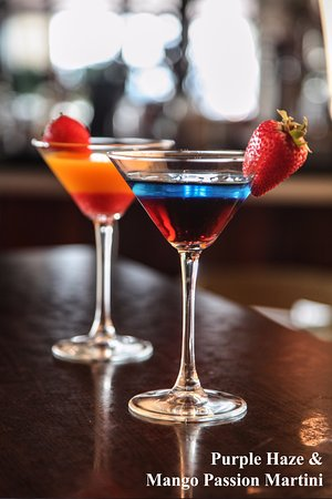 Barrie, Canada: Martinis