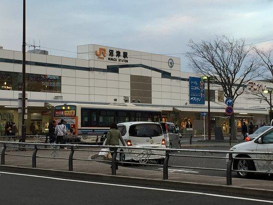 Numazu Station Antre
