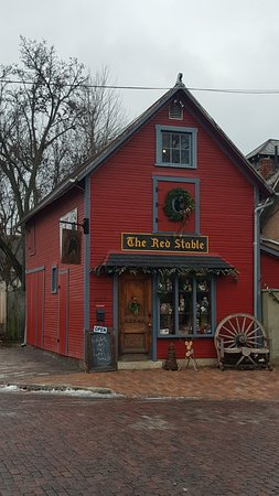 German Village: The Red Stable