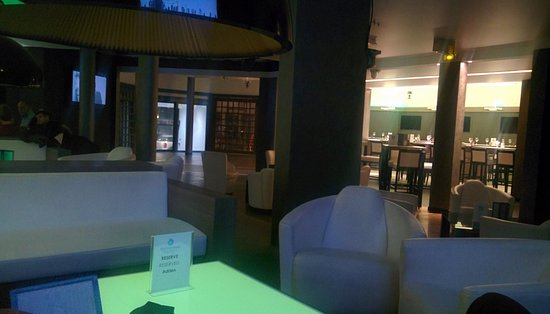 Sophia Antipolis, France: Lounge bar