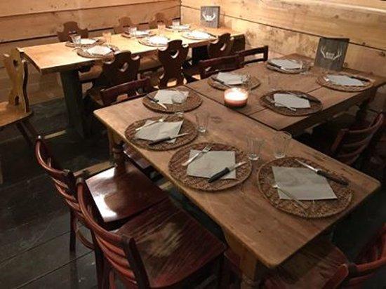 Restaurant Chamrousse Tripadvisor