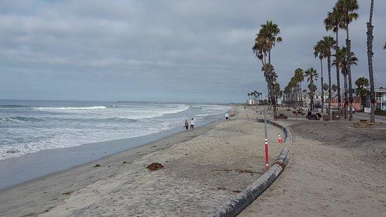 Oceanside Strand照片
