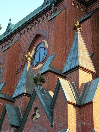 Landskrona, Suecia: Asmundtorps kyrka