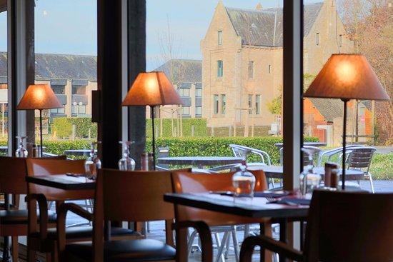 Restaurant La Bergerie Mont St Michel