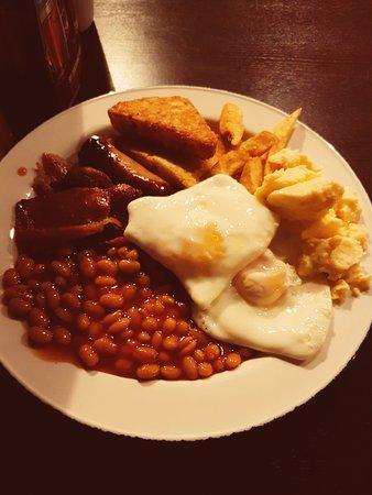 Barlborough, UK: Carvery Breakfast.