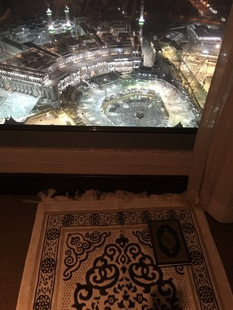 Makkah Clock Royal Tower, A Fairmont Hotel: Highly recommend