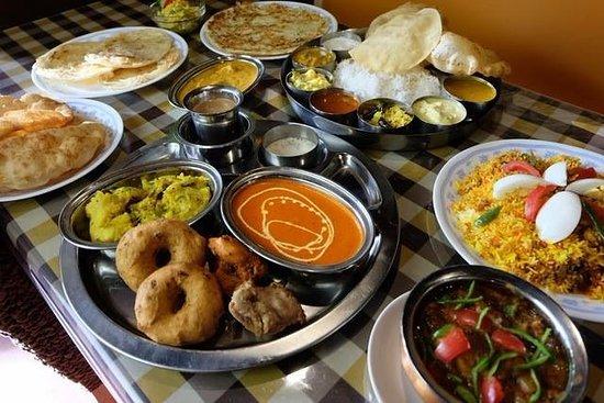 namaskar south india food