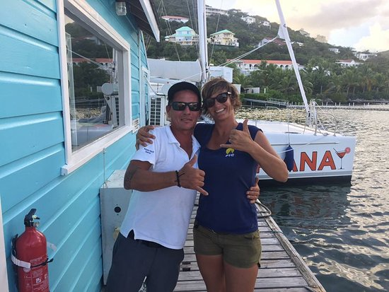Private Yacht Charter SXM - Day Trips: Our heroes - Stefan and Alex