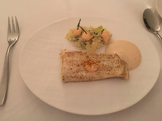 Hengelo, The Netherlands: Fish Halibut