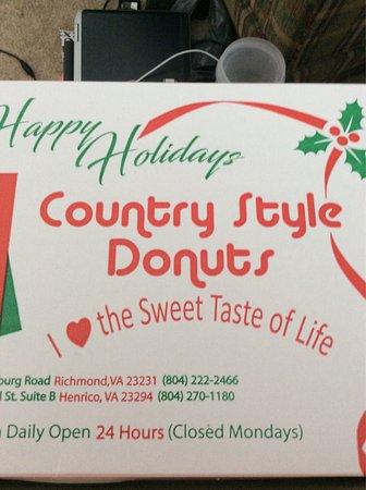 Country Style Doughnuts: photo1.jpg