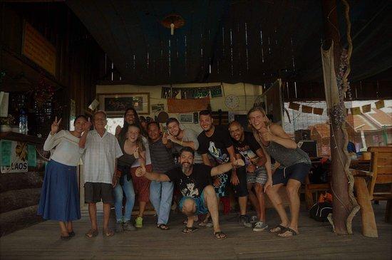 Khammouane Province, Laos: Feel part of the family