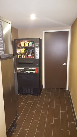 Saint Georges, Canada : Vending area