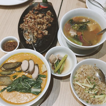 Manam Comfort Filipino Food- BGC