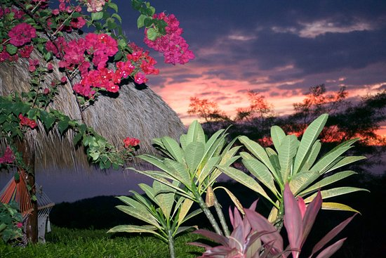 El Viejo, Nicaragua: Sunset