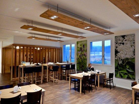 Salle à manger - Bild von Bed & Breakfast Hotel Peter und Paul ...