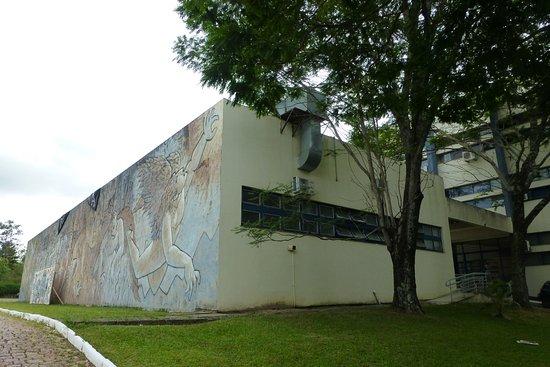 UFSM/Centro de Artes e Letras/CAL - Caixa Preta Theater