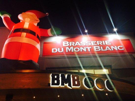 La Motte Servolex, France: Brasserie du Mont Blanc