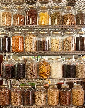 29cb9653586 Amarante épicerie écologique   section épicerie vrac