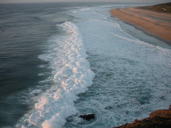 Picture Of Praia Do Norte, Nazare