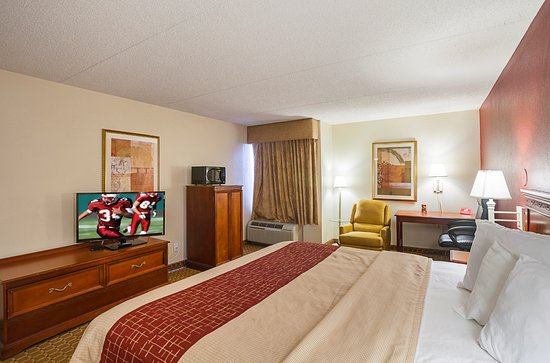 Red Roof Inn Burlington Resmi