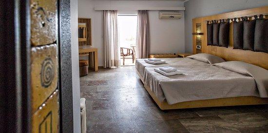 Aeolos Bay Hotel: Junior Suite 301