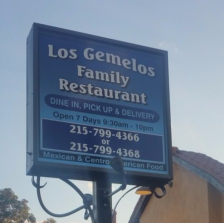 Telford, PA: Los Gemelos Family Restaurant