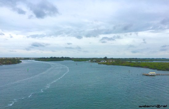 Indian River County wetlands : L'Indian River