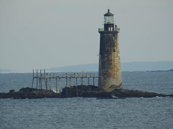 Ram Island Ledge Light Foto