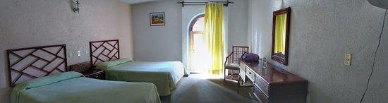 Huichapan, Мексика: Habitación doble. Costo 850