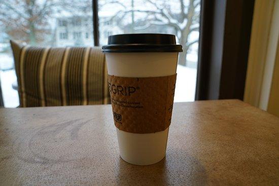Washington Depot, Коннектикут: Caramel Latte