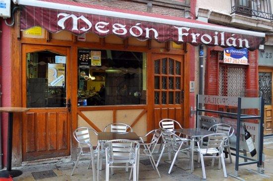 imagen Froilan Meson en Burgos