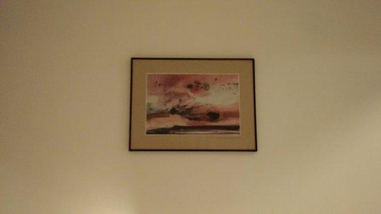 Hotel Kohinoor Continental: Art gracias art