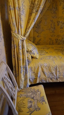 Chateauneuf, Francia: Chambre