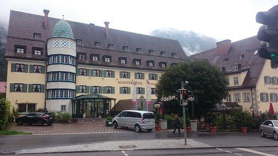 Klosterbrauerei Ettal: Монастырь.