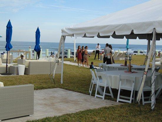 The Salty Mermaid Oceanfront Hotel Wedding Reception Venue