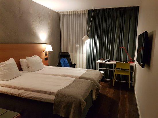reception bild fr n quality hotel globe stockholm tripadvisor. Black Bedroom Furniture Sets. Home Design Ideas