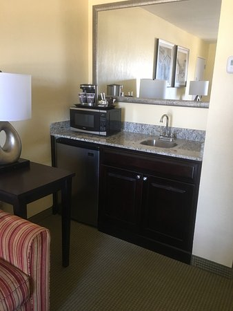 DoubleTree by Hilton Hotel Cocoa Beach Oceanfront: Our stay December 2016