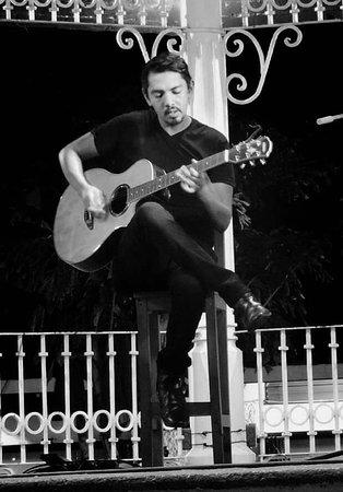 Jardin del Eden: Feliz Navidad - Merry Christmas 2016 Alex Mopa! Musica Ambiental, Blues y Latin con Guitarra Ele