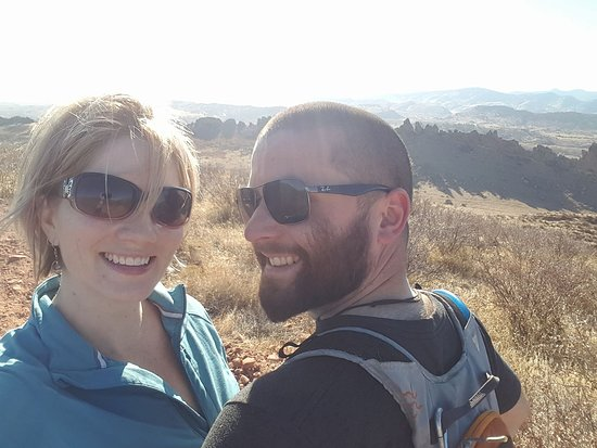 Devil's Backbone Nature Trail: We love our local hikes