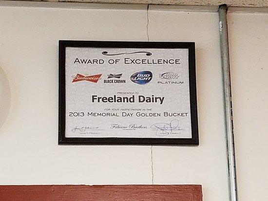 Freeland Dairy