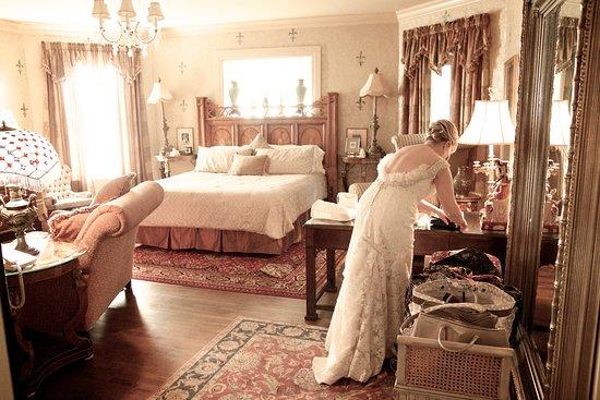 Beiger Mansion Inn: Master Suite