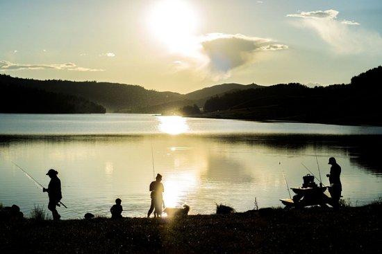 Elkwater, Canada: Reesor Lake