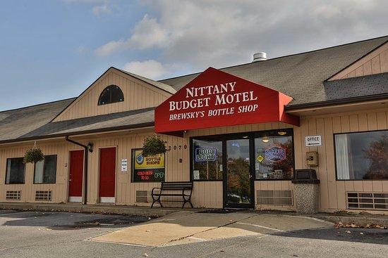 Foto de Nittany Budget Motel