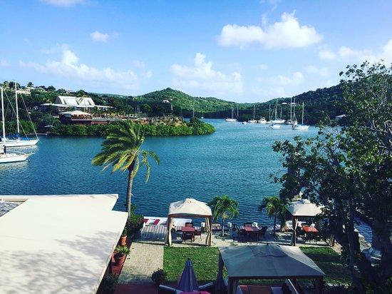 Admiral's Inn & Gunpowder Suites: View from Room 7